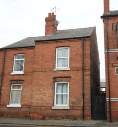 Thumbnail 2 bedroom terraced house to rent in Wharf Road, Retford