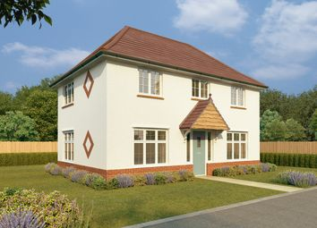 Thumbnail 3 bed semi-detached house for sale in Plot 155 - The Amberley, Stockley Lane, Calne, Wiltshire