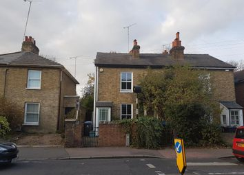 Thumbnail 2 bed cottage for sale in Hawks Road, Kingston Upon Thames