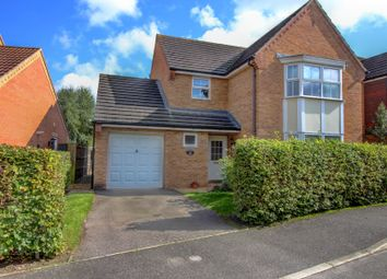 Thumbnail 4 bed detached house for sale in Fern Drive, Market Rasen