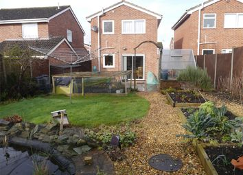 Thumbnail 3 bed detached house for sale in Theocs Close, Tewkesbury Park, Tewkesbury, Gloucestershire