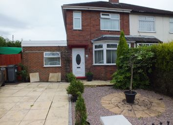 Thumbnail 4 bedroom semi-detached house for sale in 14 Broadway, Stoke-On-Trent, Staffordshire