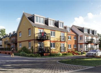 Thumbnail 2 bed flat for sale in Langton Lodge, Thorpe Road, Staines-Upon-Thames