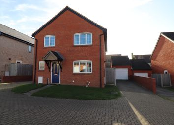Thumbnail 4 bed detached house to rent in Allen Road, Hadleigh, Suffolk