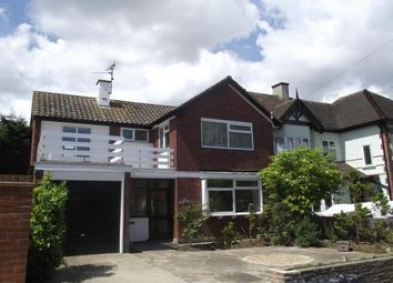 Thumbnail 4 bedroom property to rent in Salisbury Road, Leigh-On-Sea