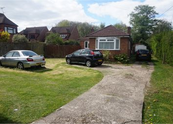 Thumbnail 3 bed detached bungalow for sale in North Road, Crawley