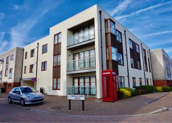 Thumbnail 2 bed flat for sale in Greenlands Road, Basingstoke