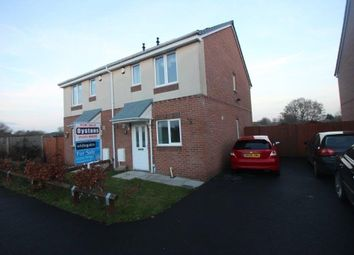 Thumbnail 2 bed semi-detached house for sale in Meadow Close, Preesall, Poulton-Le-Fylde