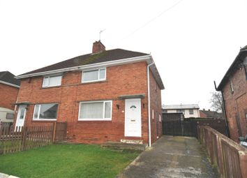 Thumbnail 3 bed semi-detached house for sale in Tees Crescent, Spennymoor