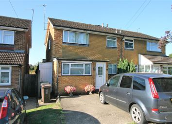 Thumbnail 3 bed semi-detached house for sale in Larch Avenue, Bricket Wood, St. Albans