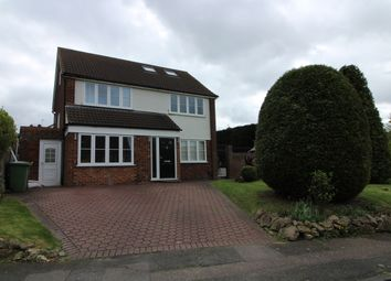 Thumbnail 4 bed detached house for sale in Lulworth Avenue, Goffs Oak