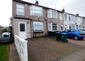 Thumbnail 3 bed end terrace house to rent in Sadler Road, Radford, Coventry