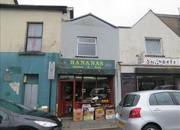 Thumbnail Retail premises for sale in 1 Upper High Street, Bargoed