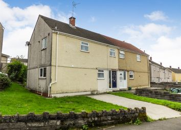 Thumbnail 3 bed semi-detached house for sale in St Cenydd Road, Portmead, Swansea, West Glamorgan