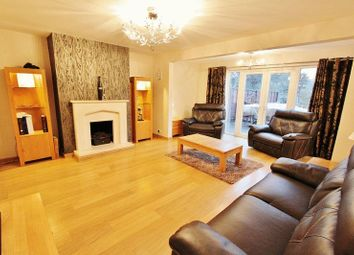 Thumbnail 4 bedroom semi-detached bungalow for sale in Chase Cross Road, Romford