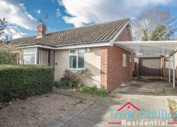 Thumbnail 2 bed bungalow for sale in Willow Way, Ludham, Great Yarmouth