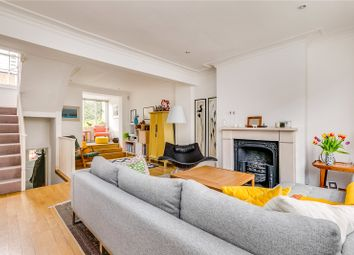Thumbnail 3 bed terraced house to rent in Queensdale Place, Notting Hill, London
