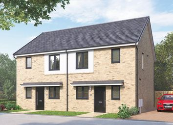 "Thumbnail 3 bed end terrace house for sale in ""The Knightsbridge"" at Vigo Lane, Chester Le Street"