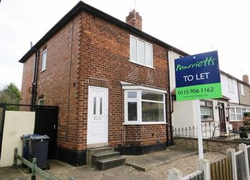 Thumbnail 3 bed semi-detached house to rent in St Mary's Crescent, Ruddington, Nottingham