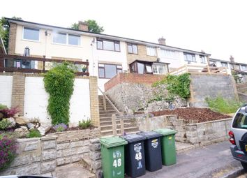 Thumbnail 3 bed terraced house to rent in Valley View, Greenhithe, Kent