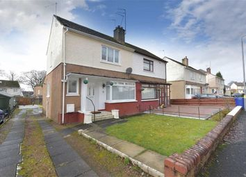 Thumbnail 2 bed semi-detached house for sale in Balmoral Crescent, Inchinnan, Renfrew