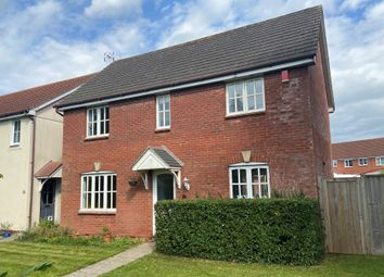 4 bed detached house for sale in Whiteway Close, Whimple, Exeter EX5