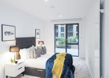 Thumbnail 3 bedroom flat for sale in Regalia Close, London