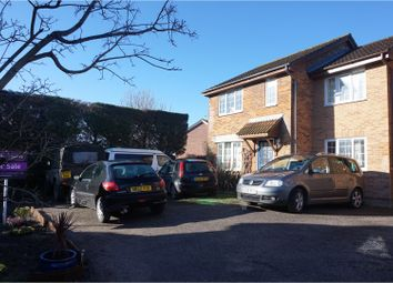 Thumbnail 4 bed detached house for sale in James Grieve Avenue, Locks Heath