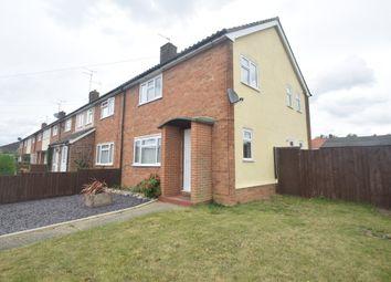 Thumbnail 3 bedroom semi-detached house to rent in Pykenham Way, Hadleigh, Ipswich