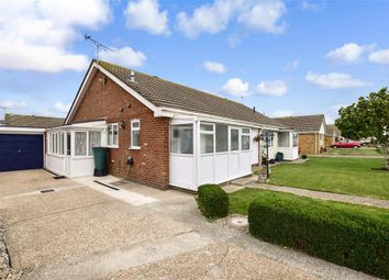Thumbnail 3 bed semi-detached bungalow for sale in St. Marys Gardens, Dymchurch, Kent