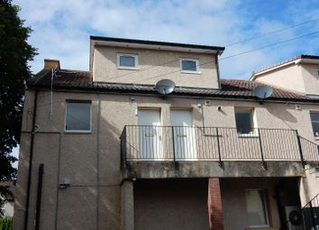 Thumbnail 1 bedroom flat to rent in Caledonian Road, Wishaw