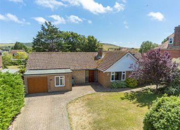 Thumbnail 3 bed detached bungalow for sale in Sutton Avenue, Seaford