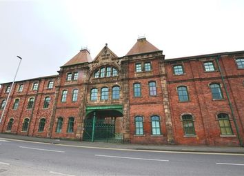 Thumbnail 1 bedroom flat for sale in Hartley Court, Cliffe Vale, Stoke On Trent