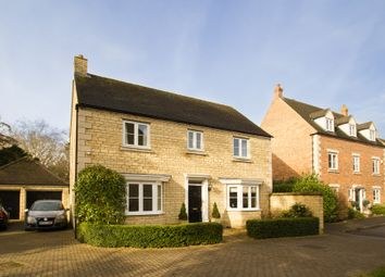 Thumbnail 4 bed detached house for sale in Barrington Close, Witney