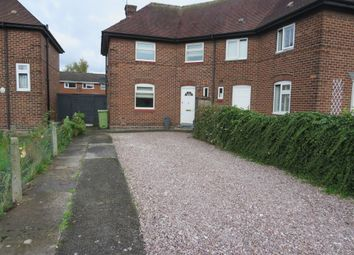 Thumbnail 3 bed semi-detached house for sale in St. Marks Road, Saltney, Chester