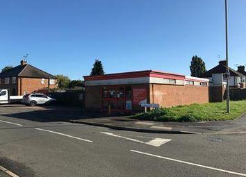 Thumbnail Retail premises for sale in 166-172 Little Glen Road, Glen Parva, Leicester