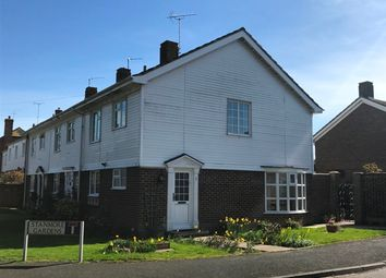 Thumbnail 3 bed end terrace house for sale in Stanmore Gardens, Bognor Regis, West Sussex.