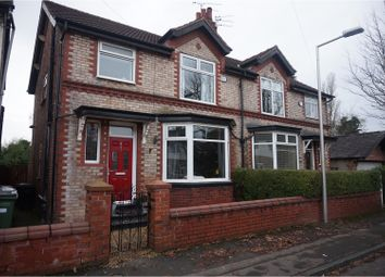 Thumbnail 3 bed semi-detached house for sale in Linden Grove, Woodsmoor