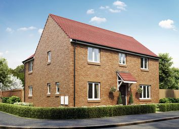 """Thumbnail 4 bed detached house for sale in """"The Kempthorne"""" at Court Road, Brockworth, Gloucester"""