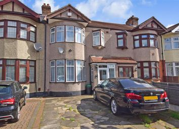 Thumbnail 3 bed terraced house for sale in Fremantle Road, Barkingside, Essex