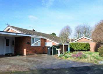 Thumbnail 3 bed detached bungalow for sale in Belvoir Gardens, Great Gonerby, Grantham