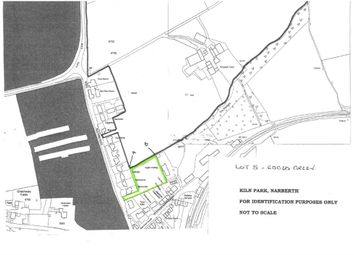 Thumbnail Land for sale in Kiln Park Road, Narberth