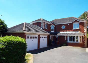 Thumbnail 4 bed detached house for sale in Coulon Close, Irchester, Northamptonshire