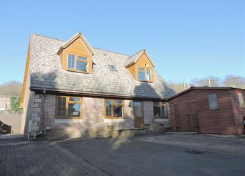 Thumbnail 3 bed detached bungalow for sale in Waungron, Glynneath, Neath