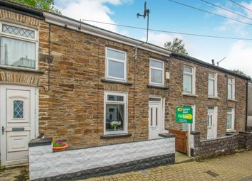 Thumbnail 1 bedroom terraced house for sale in Rickards Street, Graig, Pontypridd
