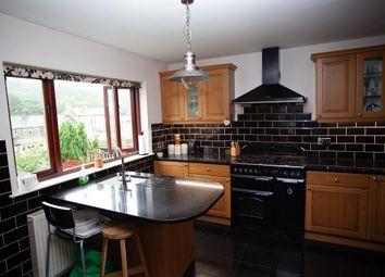 Thumbnail 5 bed detached house for sale in Caldene Avenue, Mytholmroyd, Hebden Bridge