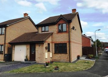 Thumbnail 3 bed detached house for sale in Wansbeck Green, Taunton