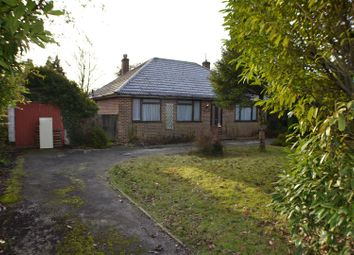 Thumbnail 3 bed detached bungalow for sale in Silchester Road, Tadley