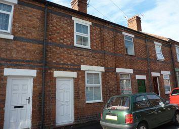 Thumbnail 2 bedroom terraced house to rent in Long Row, Shrewsbury
