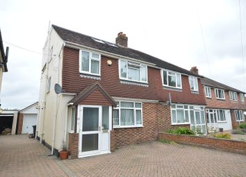 Cox Lane, Chessington, Surrey KT9. 4 bed semi-detached house